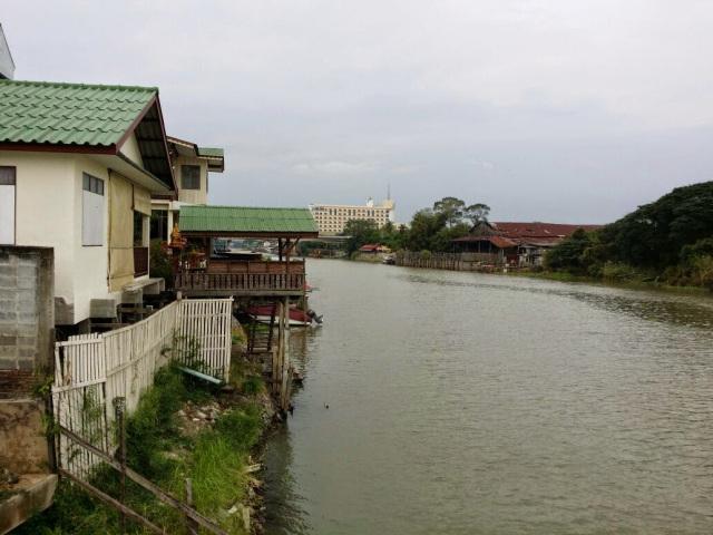 Ayutthaya - die nördliche Königsstadt.